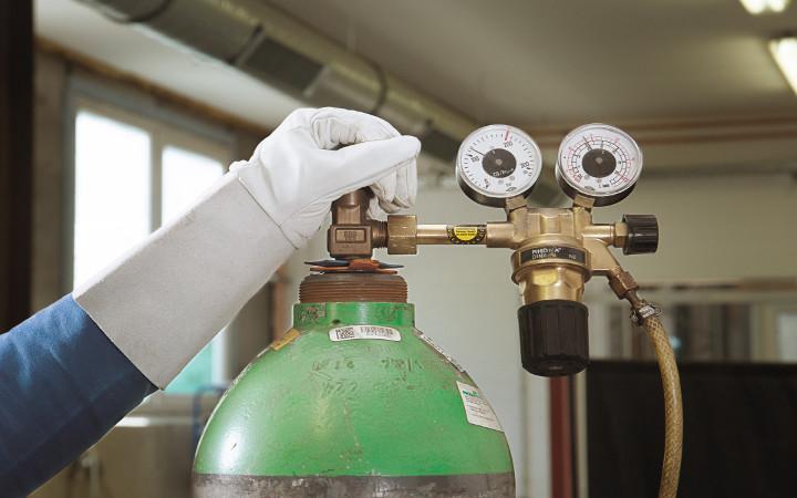 Behälter- und Druckbehälterbau